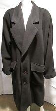 Vintage Compagnia Delle Pelli Wool Blend Coat Size 50 Italian 40? US EUC