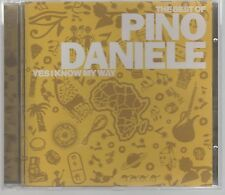 PINO DANIELE YES I KNOW MY WAY THE BEST OF CD