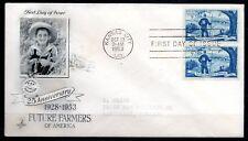USA - 1953 Future farmers -  Mi. 644 FDC