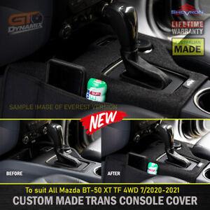 Shevron Transmission Console Cover Mazda BT-50 XT TF XT XTR 4WD 7/2020-2021 BT50