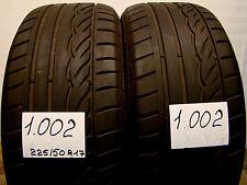 2 x Sommerreifen Dunlop SP Sport-01   225/50 R17, 94Y.
