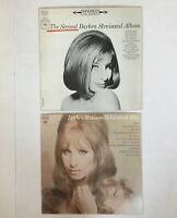 Barbra Streisand, The Second Album  LP 360 Stereo Sound1963 & Greatest Hit