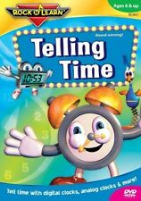Time Educational NR Rated DVDs & Blu-ray Discs