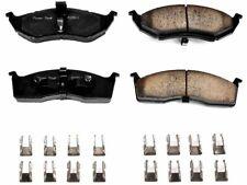 For 2000 Chrysler Voyager Disc Brake Pad and Hardware Kit Power Stop 95395XP