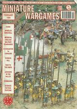 Miniature Wargames Magazine #129 SciFi Ground Combat Rules, Commando ACW WW2 *FS