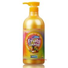Well-being Fruits Cocktail Shampoo 980ml for coloring or damaged hair