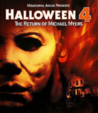 Halloween 4: The Return of Michael Myers BLU-RAY NEW