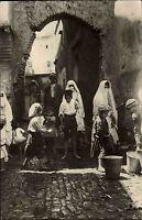 Alger Algier Algerien al-Dschazā'ir ~1920/30 Casbah rue N´Fissa Kinder Children