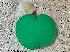 NEW Baggu Apple Green Coin Pouch Purse Wallet bag ** Free Shipping****