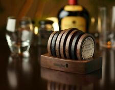 Suntory Yamazaki single malt Whisky Coaster cork set 7 pieces made in Japan