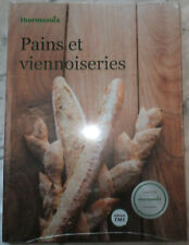 LIVRE CUISINE THERMOMIX VORWERK : Pains et Viennoiseries 50 RECETTES TM5 Neuf