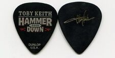 Toby Keith 2013 Hammer Down Tour Guitar Pick! Toby's custom concert stage Pick