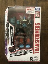 Transformers War For Cybertron Trilogy Netflix Series Scrapface Walmart Excl.