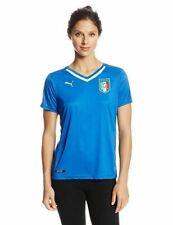 "PUMA ""ITALIA"" REPLICA SOCCER WOMEN'S JERSEY, MSRP=$65, N.W.T"