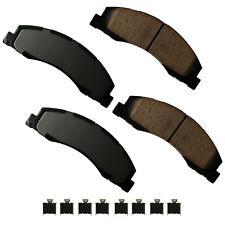 Disc Brake Pad Set-Performance Ultra Premium Ceramic Pads Front Akebono ASP1328