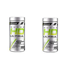Cellucor Super HD Ultra *WEIGHT LOSS* 60 CAPSULES **2 PACK** = 120 CAPS!!