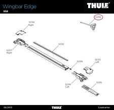 Thule 1622 Kit pour Barres de Toit Set de 4