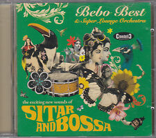 BEBO BEST - sitar and bossa CD