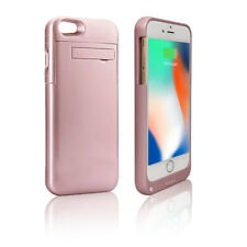 Indigi High Capacity 4000mAh External Battery Case for iPhone 8 Plus - Rose Gold
