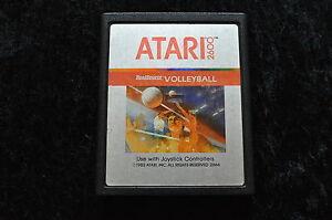 VollyBall RealSports Atari 2600 Game