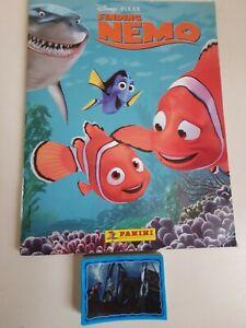 Finding Nemo : Panini Sticker Album : Not Complete & x37 Spare Stickers