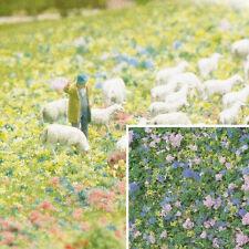 BNIB BUSCH 7359 MICRO FLOCK CROCUS FLOWERS MODEL RAILWAY SCENERY OO N