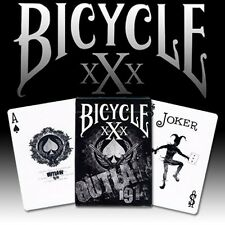 OUTLAW XXX 1914 BICYCLE DECK OF PLAYING CARDS BY USPCC MAGIC TRICKS GAFF POKER