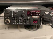 RARE Superscope Aircommand CB-640 In Car CB Radio w/ Bracket CA Highway Patrol