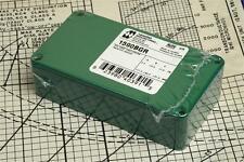 Hammond 1590BGR Diecast Box, Green