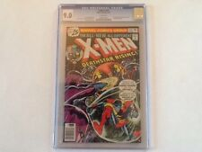 The X-Men #99 Marvel 1976 Cgc 9.0 1st Black Tom Cassidy! Dave Cockrum Deathstar