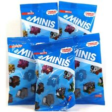 5 Pack of Thomas Minis 2017 Wave 4 Blind Bags - 3 Yrs+ NEW Next Day for £2.00