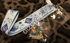 Disney Pin Schlüsselband Disneyland 60th Diamond Limited Costco Reisen Promo Pack