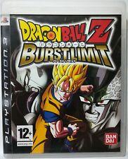 Dragon Ball Z Burstlimit. Ps3. Fisico. Pal Es.