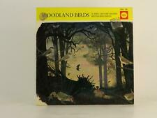 """New listing WOODLAND BIRDS SONGS AND CALLS OF BRITISH BIRDS (78) 2 Track 7"""" Single Picture S"""