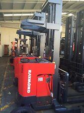 Raymond Electric HIGH Reach Truck 5m Lift $8999+GST Negotiable 02-97283100