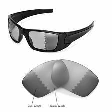 New Walleva Polarized Transition/Photochromic Lenses For Oakley Fuel Cell