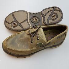 IRISH SETTER Navigator Brown Leather Oxfords Shoes Men's US 9