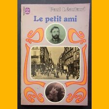 Le Livre de Poche LE PETIT AMI Paul Léautaud 1968