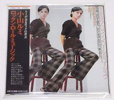 Rumi Koyama / Rock'n Roll Music JAPAN CD Mini LP w/OBI CDSOL-1168