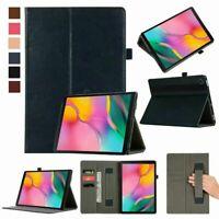 Cubierta Para Samsung Galaxy Tab S6 Lite SM-P610 P615 Funda Protección de Pie