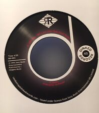 """KRS-ONE """"MC's ACT LIKE THEY DON'T KNOW"""" Hip-Hop 45 !! (7"""", BOOGIE DOWN PROD.)"""