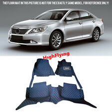 Custom Car floor mats For TOYOTA Camry XV50 2014 2015 2016 Right hand drive