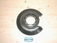 GENUINE left rear brake back plate *NEW* Vauxhall Calibra Opel GM anchor plate