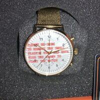 Stuhrling Essex 3911 Quartz 42mm Chronograph Watch DOCUMENTATION