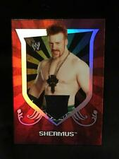 WWE Sheamus 2011 Topps Classic Event Worn USED T-Shirt Relic Card