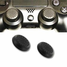 2x per Sony Playstation PS4 DUALSHOCK CONTROLLER THUMBSTICK in MANOPOLE CAP