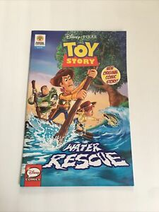 Disney Comics Book Toy Story Pixar Water Rescue Issue #4