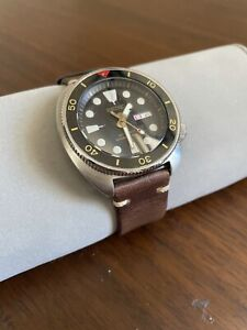 SEIKO Prospex Automatic Turtle 200 Meter MOD As-is, PLEASE READ