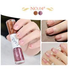 Dual-ended 14ml Liner Nail Polish Orange And Purple Liner Varnish Manicure #04