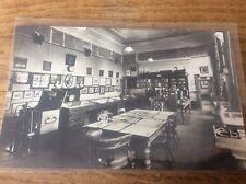 YORK Yorkshire RP pc Railway Museum small exhibits room Locomotive Publishing